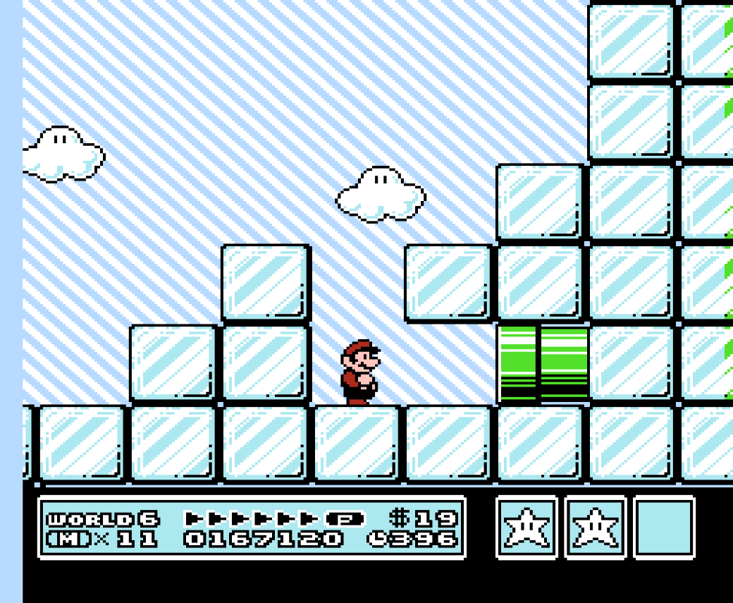 Top 15 Super Mario Bros  3 Levels – WebspaceCafe com